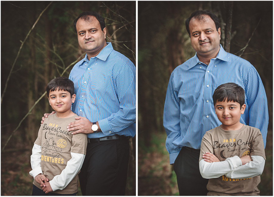Indian Family Portraits