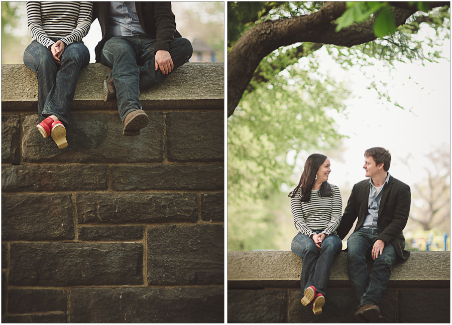 Brooklyn engagement and wedding photographer