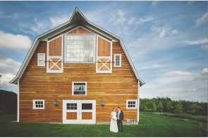 Eclectic Barn Wedding