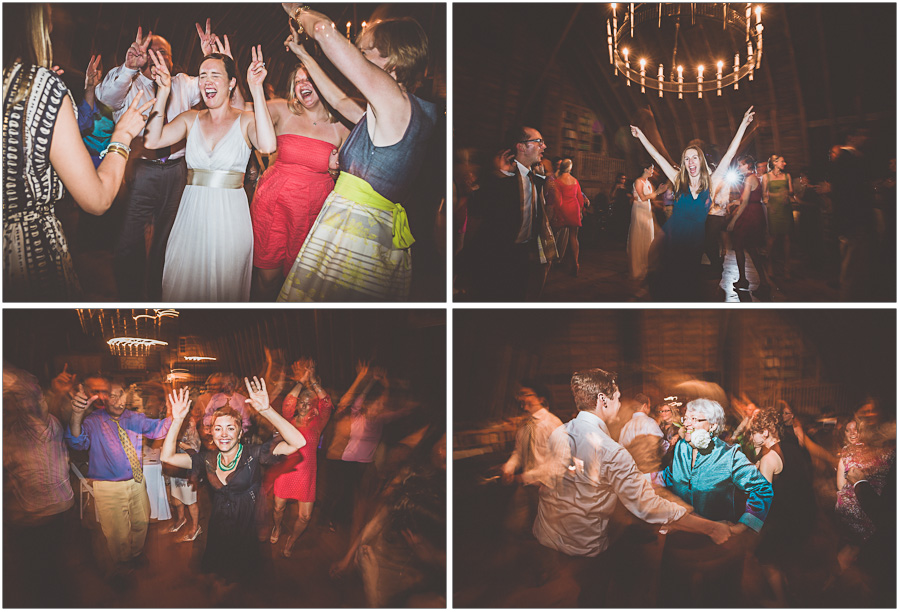 awesome dance reception for wedding