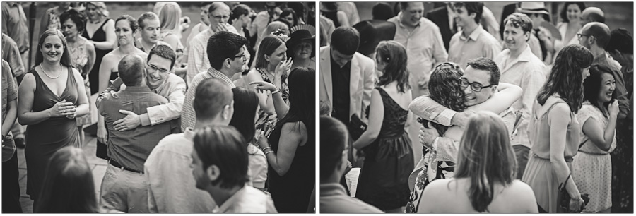 gay wedding celebration in princeton