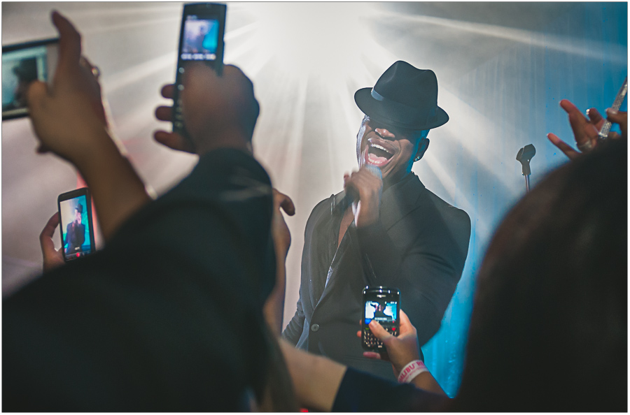 Ne-Yo Malibu RED Launch