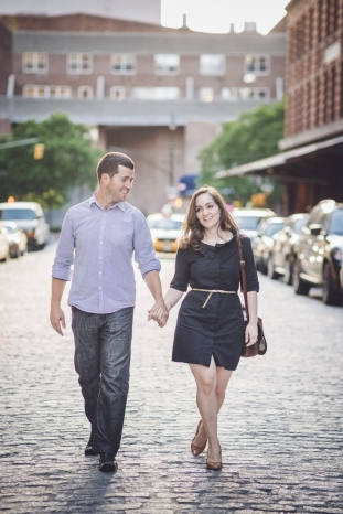 Engagement Session Tribeca