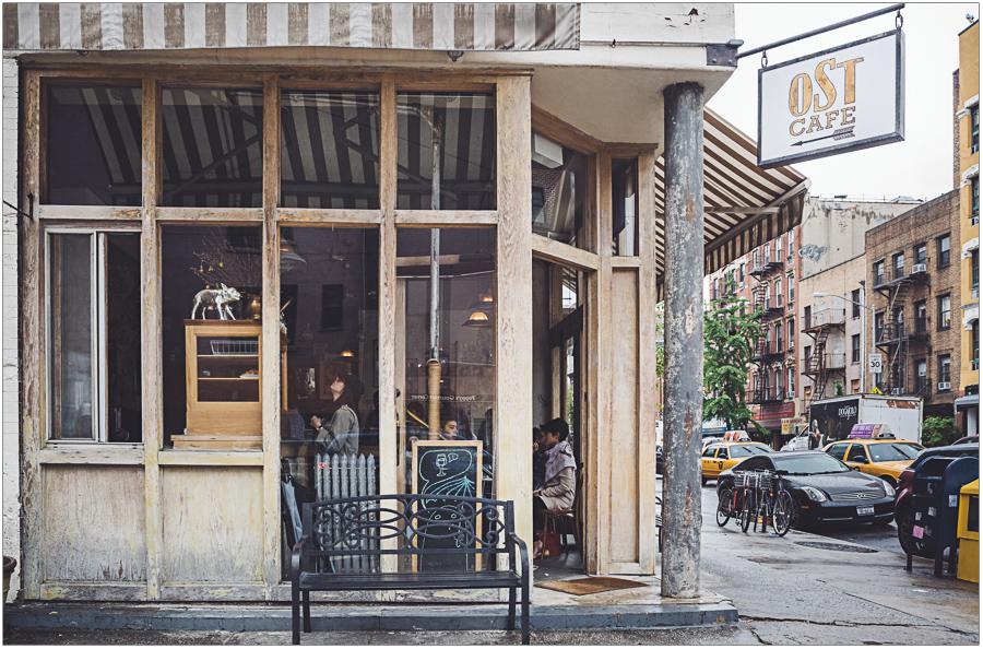 Ost Cafe East Village NY