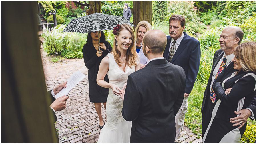 6BC botanical garden Wedding Ceremnoy