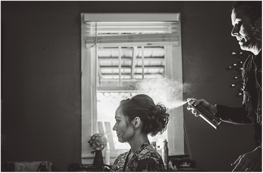 Wedding-Bride-Hair-Prep