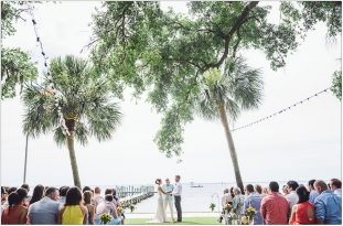 Destin Bay House Wedding